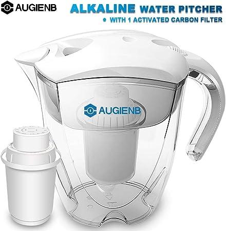 Ionizador de Agua alcalino de la Mejor Calidad augienb con Filtro ...