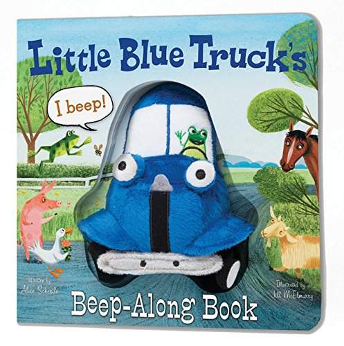 Little Blue Truck's Beep-Along Book -