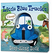Little Blue Truck's Beep-Along Book