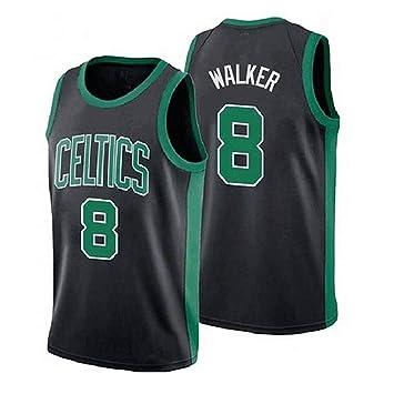 Lvlo Baloncesto Desgaste Camiseta de Entrenamiento, Boston Celtics ...