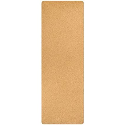 Amazon.com : I Need-You Cork Natural Rubber Yoga Mat Eco ...