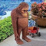 Design Toscano The Bashful Orangutan Statue