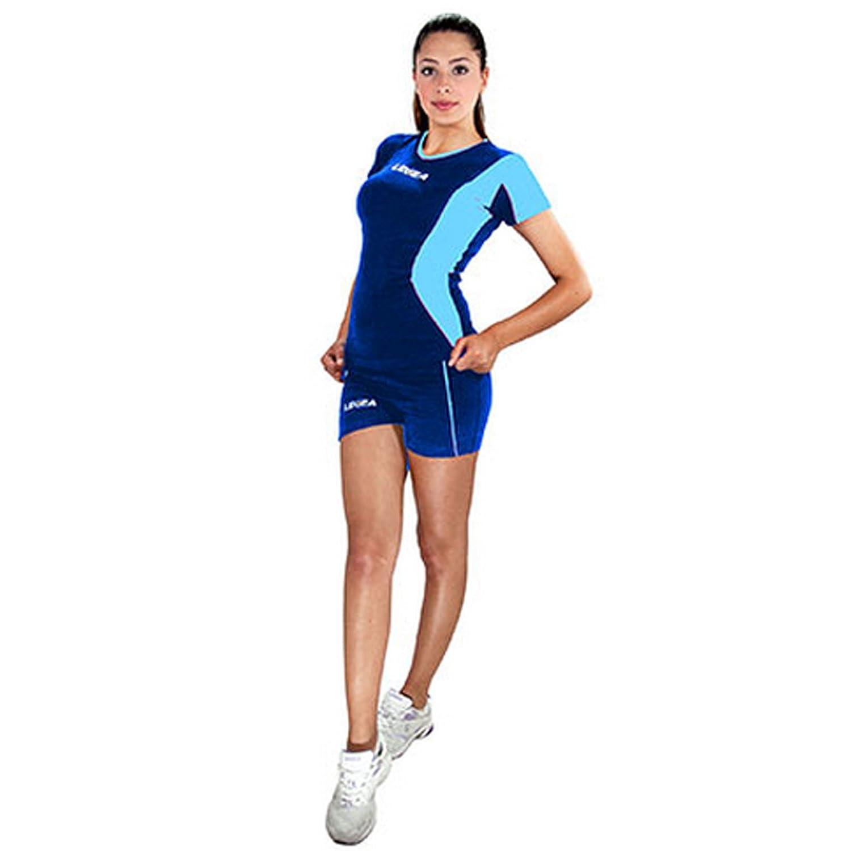 LEGEA Kit Basilicata Volley Completo Completino Volley PALLAVOLO TORNEO Sport