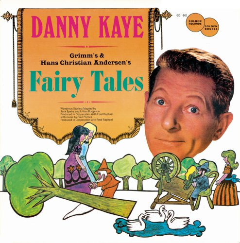 Grimm's & Hans Christian Andersen's Fairy Tales by Shout Factory