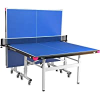 Butterfly Easifold DX 22 Table Tennis Table - 3 Year Warranty Ping Pong Table - 10 Minute Quick Assembly - Folding with…