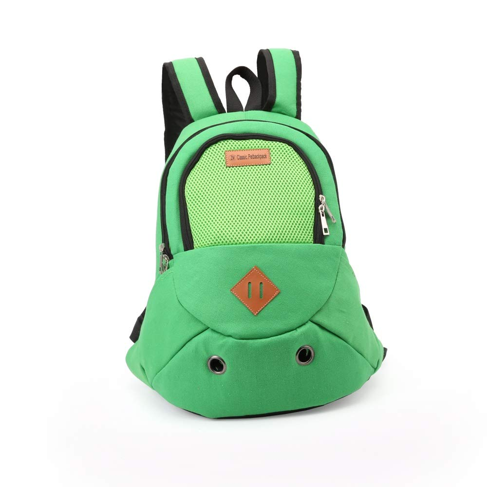 Green Out-of-Load Carrying Dog Backpack (color   Green)