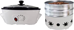 JIAWANSHUN Coffee Roaster&Coffee Bean Cooler