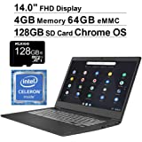 2020 Newest Lenovo Chromebook 14 Inch FHD 1080P Laptop for Business Student