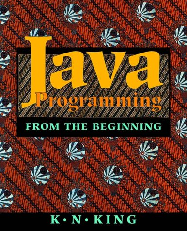 Java Programming: From the Beginning by W. W. Norton & Company