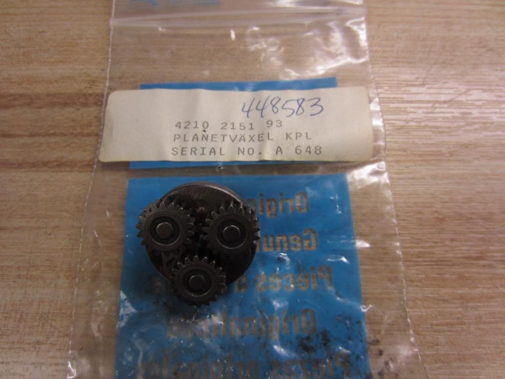 Atlas Copco 4210 2151 93 Gear 4210215193