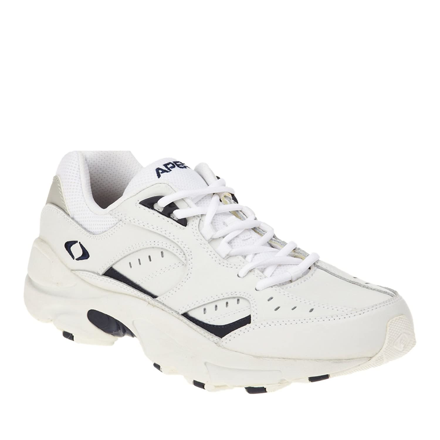Apex Men's Walker - V Last Walking Shoe 11 W US|White