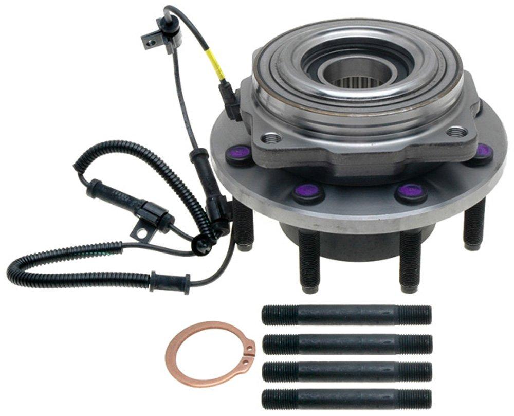 Raybestos 715081 Professional Grade Wheel Hub and Bearing Assembly