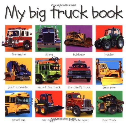 My Big Truck Book (My Big Board Books) (My Little Book Of Big Trucks compare prices)
