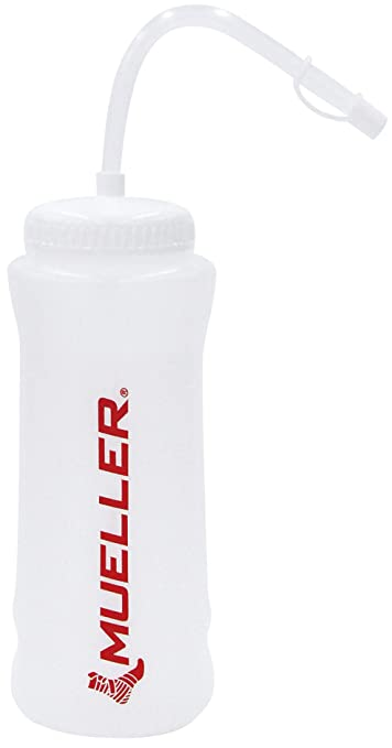 3bd9b0a96c Image Unavailable. Image not available for. Color: Mueller Quart Bottle w/ Straw ...