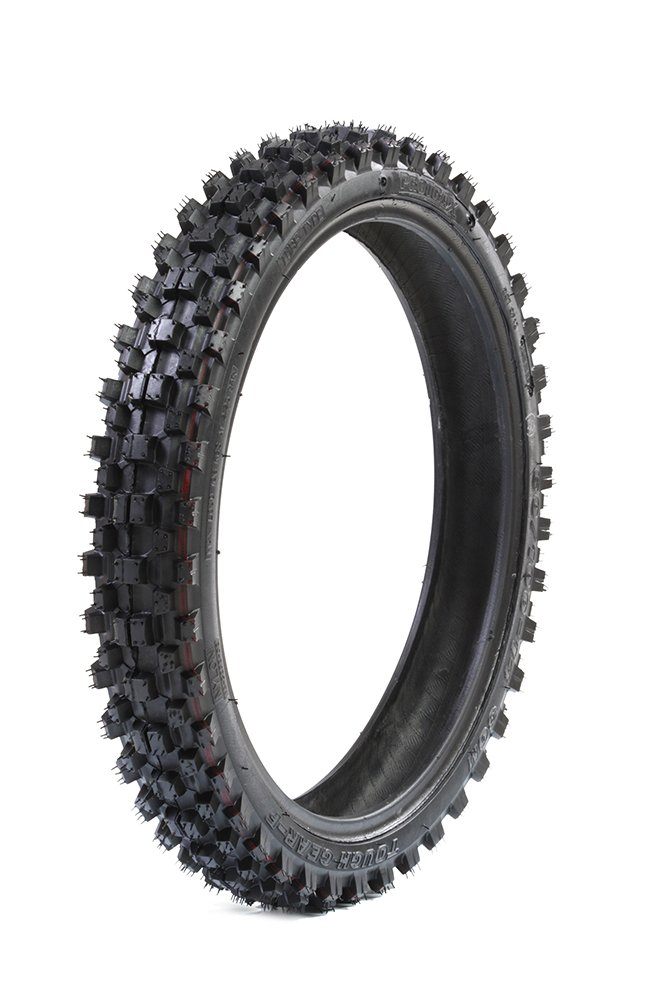 ProTrax PT1007 Motocross Offroad Dirt Bike Tire 60/100-14 Front Soft/Intermediate Terrain