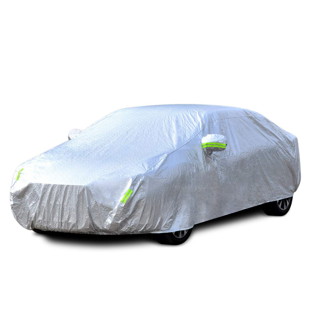 FIAT 500 ABARTH LUXURY FULLY WATERPROOF CAR COVER COTTON LINED