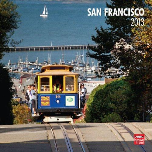 San Francisco 2013 - Original BrownTrout-Kalender