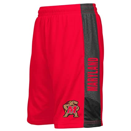 d940c9d881da Colosseum University of Maryland Terps Youth Shorts Athletic Basketball  Short (YTH (6-7