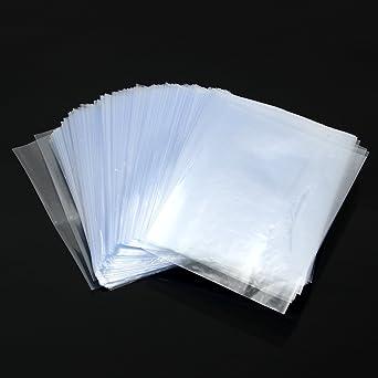 Generic 200 bolsas de plástico PVC termorretráctiles ...