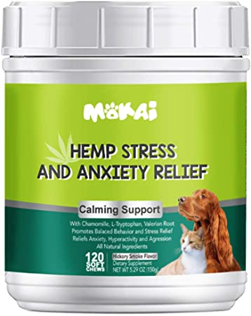 Amazon Com Mokai Hemp Calming Treats For Dogs Natural Dog Stress And Anxiety Medicine Aid With Melatonin For Hyper Dogs Fireworks Thunderstorm Travel And Separation Anxiety 120 Treats Pet Supplies,South Indian Modular Kitchen Designs Catalogue