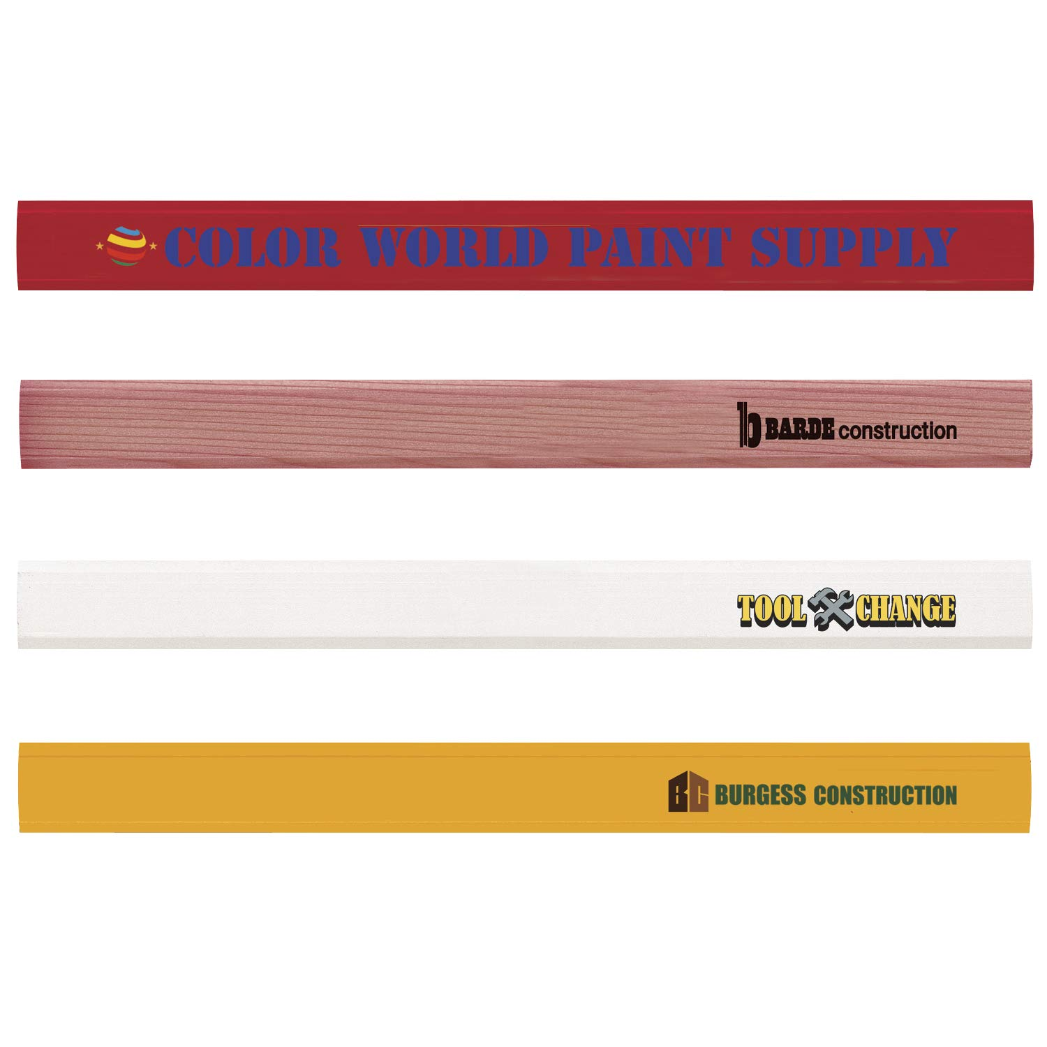 BIC Graphic Carpenter Pencil Yellow 500 Pack by BIC (Image #1)