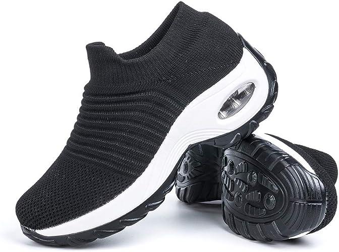 Zapatillas Deportivas de Mujer Zapatos Running Fitness Gym ...