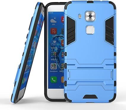 Huawei Nova Plus Funda, CHcase 2in1 Armadura Combinación A Prueba ...