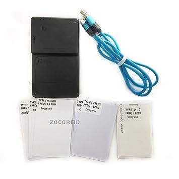 Proxmark3 V2 DEV Kits RFID Cloner/NFC Duplicator Reader