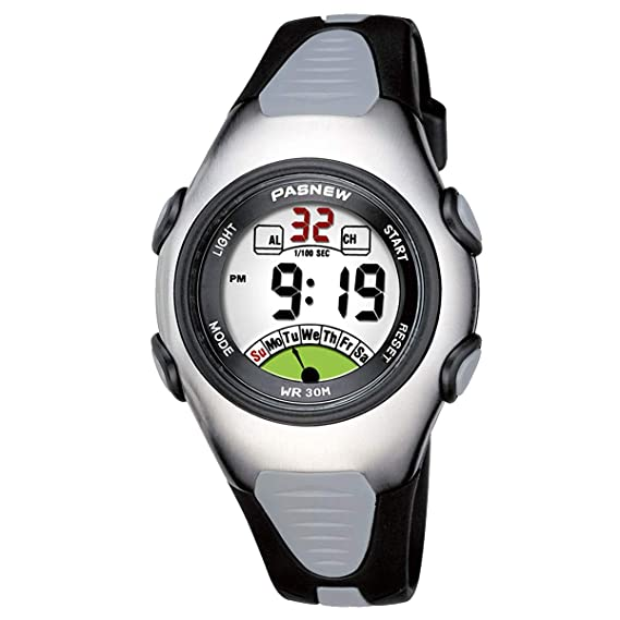 Relojes infantiles impermeables deportivos digitales relojes para niños niñas niños: Amazon.es: Relojes