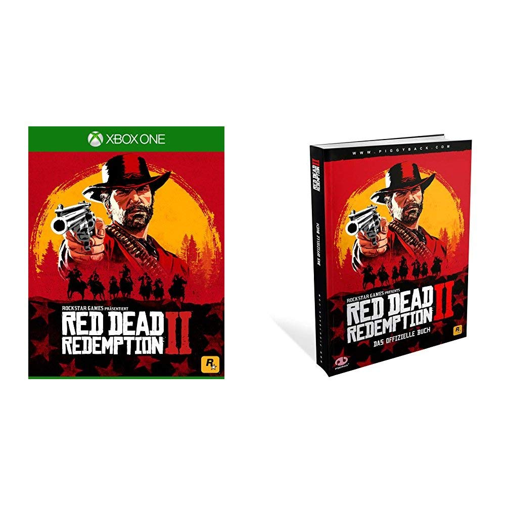 Red Dead Redemption 2 [Xbox One] inkl. Lösungsbuch