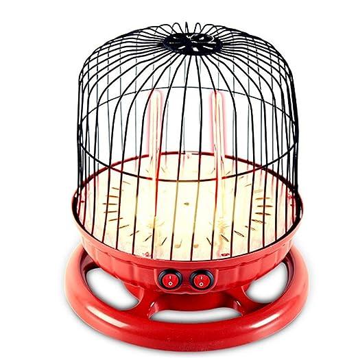 NEWELLYY Calentador DE PIE Personal Compacto, Calentador de Jaula ...