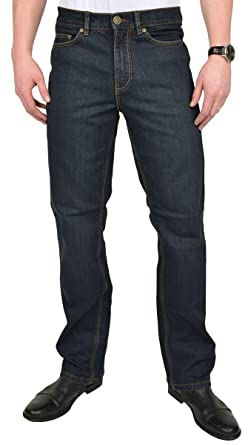 Paddocks Jeans Ranger Stretch blue black dark used, Größe:W38 L34