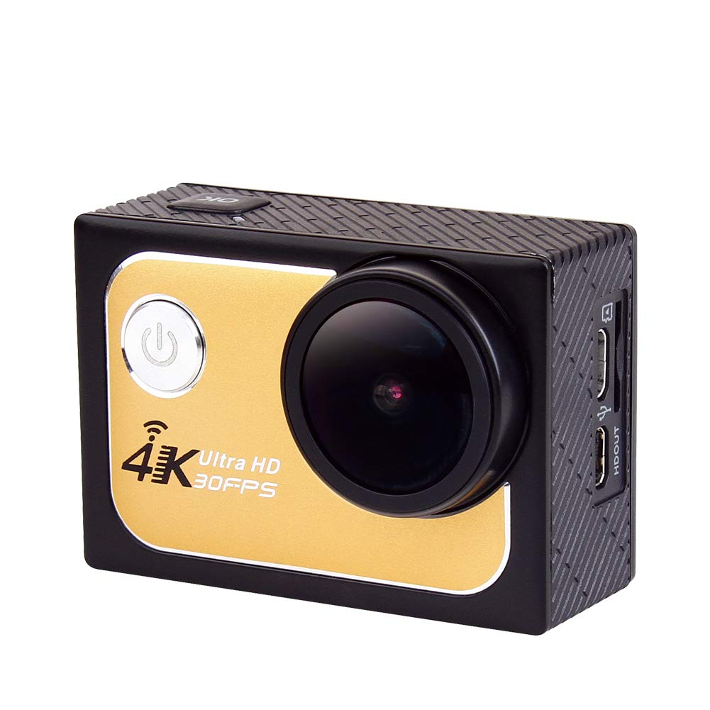 HD 1080P Sport Action Camera Waterproof Ultra Camcorder WiFi 4K DV Digital Camera