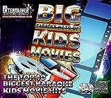 Music : Mr. Entertainer Big Karaoke Hits: Kids Movies