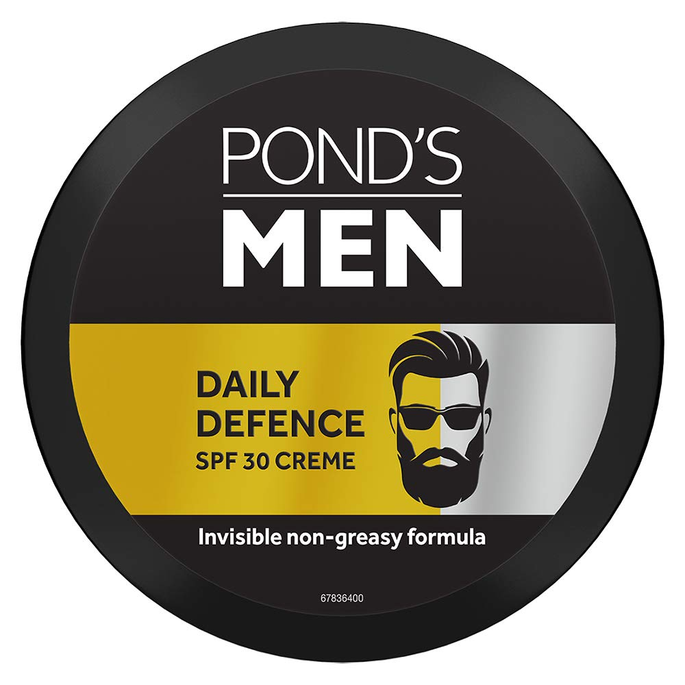 Pond's Men Daily Defence SPF 30 Face Crème, 55 g product image