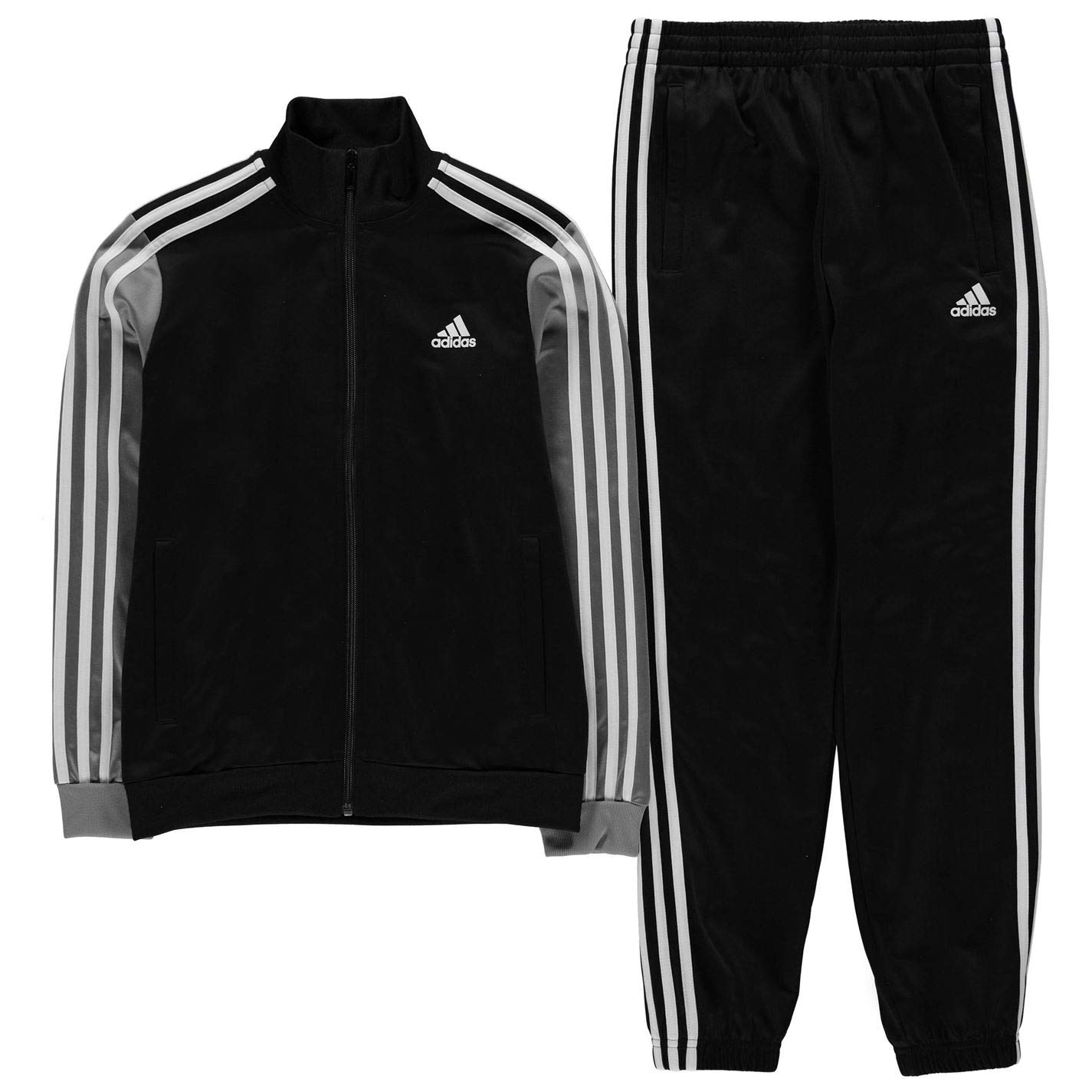 adidas Boys' Tibero Track Suit CF7349