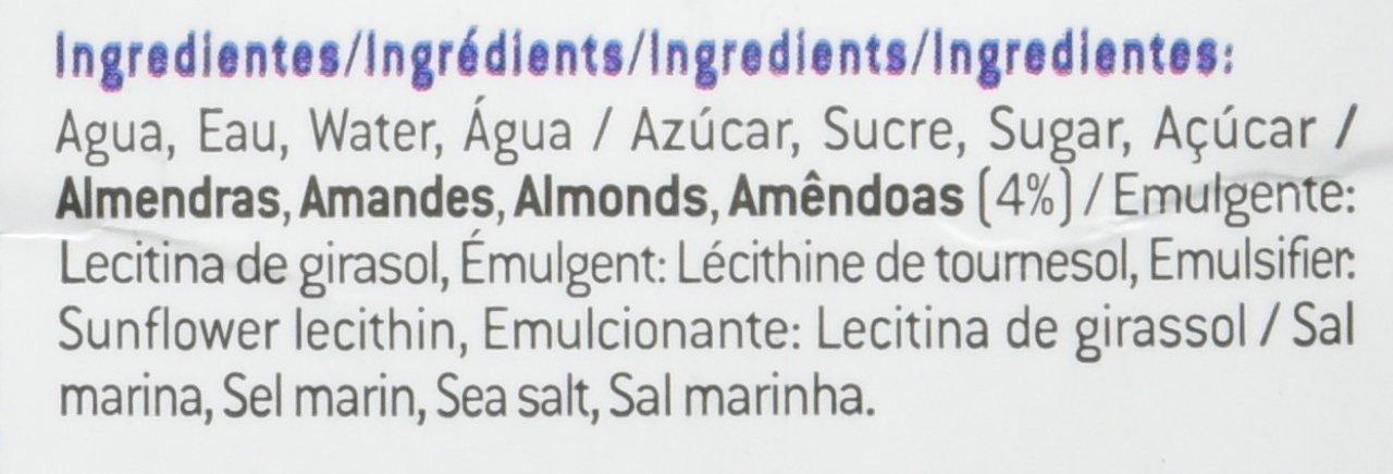 Almendrola - Leche De Almendras Original,1L: Amazon.es: Alimentación y bebidas