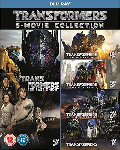 Review Transformers: 5-Movie Collection [Blu-ray]