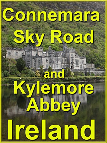 Conemarra, Ireland - Sky Road and Kylemore Abbey ()