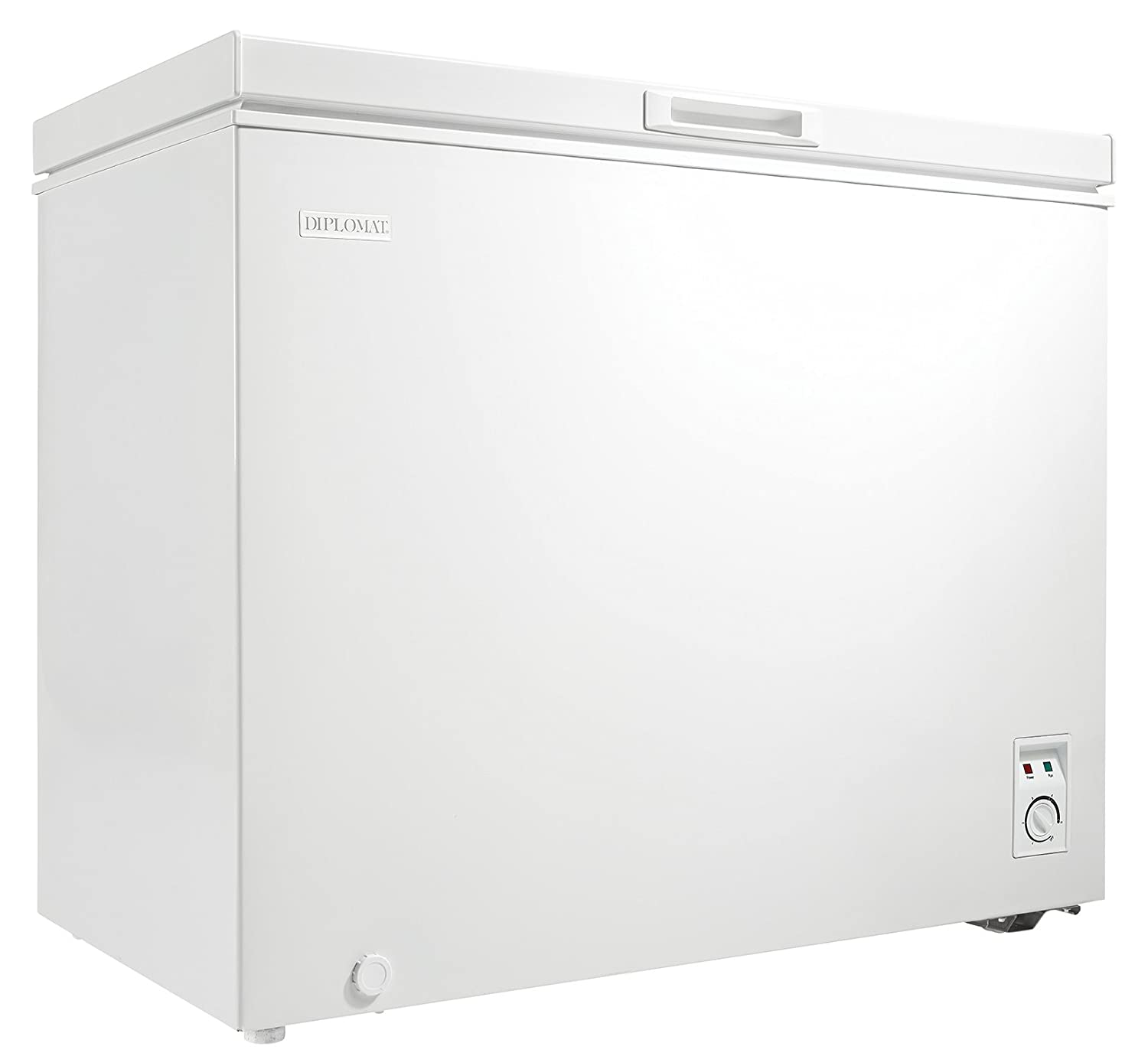 Danby Diplomat 7-Cu. Ft. Chest Freezer in White