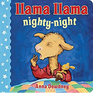 KIDS PREFERRED Llama Llama Red Pajama Nighty-Night Board Book, 7