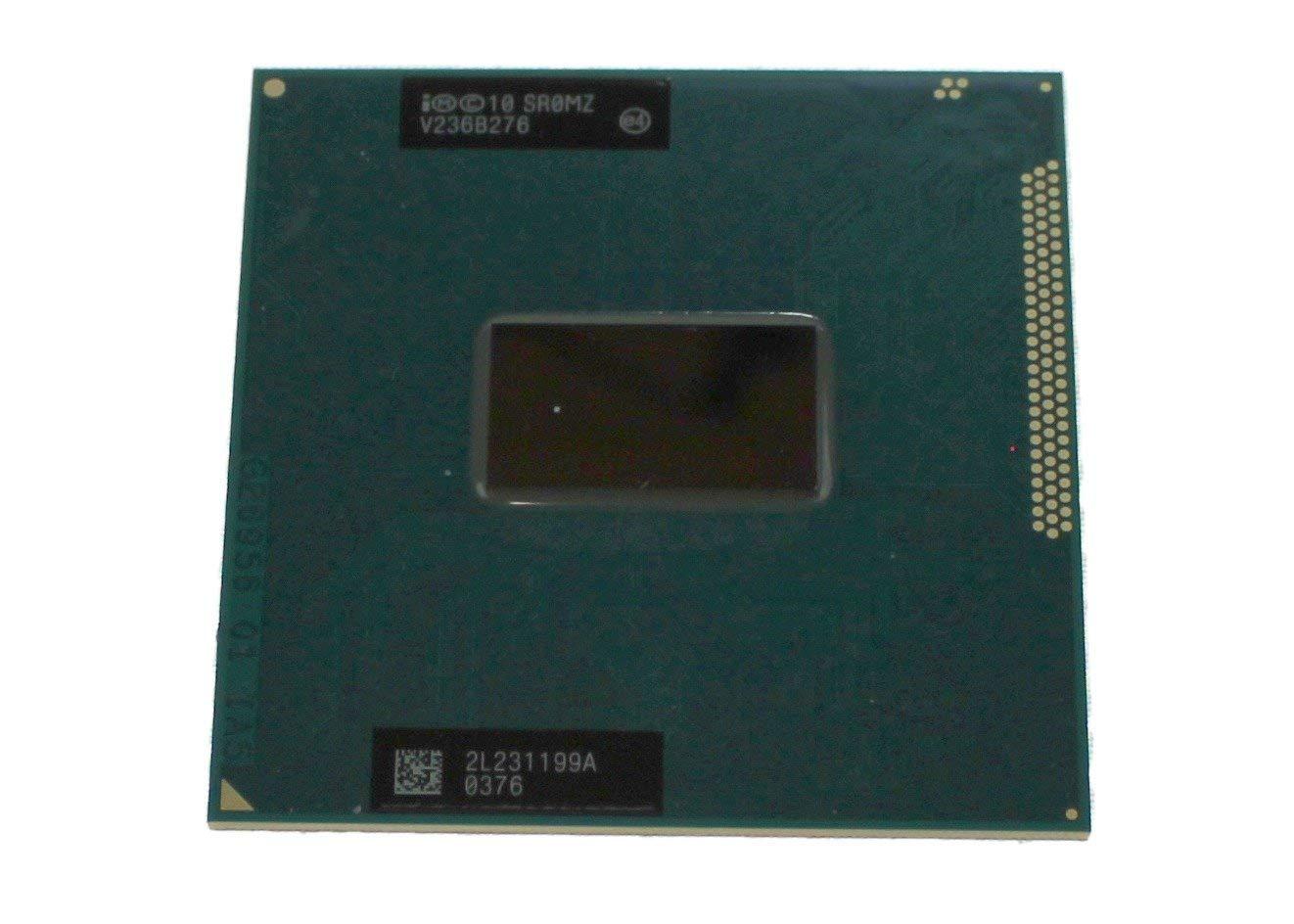 Renewed Intel Core i5-3210M SR0MZ Mobile CPU Processor Socket G2 PGA988B 2.5Ghz 3MB 5 GT//s