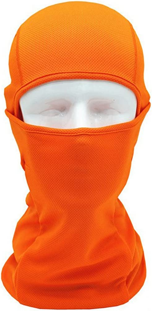 HFDA 7in1 Balaclava Face Mask Windproof Neck Warmer Breathable Hood Quick Dry Cycling Headgear