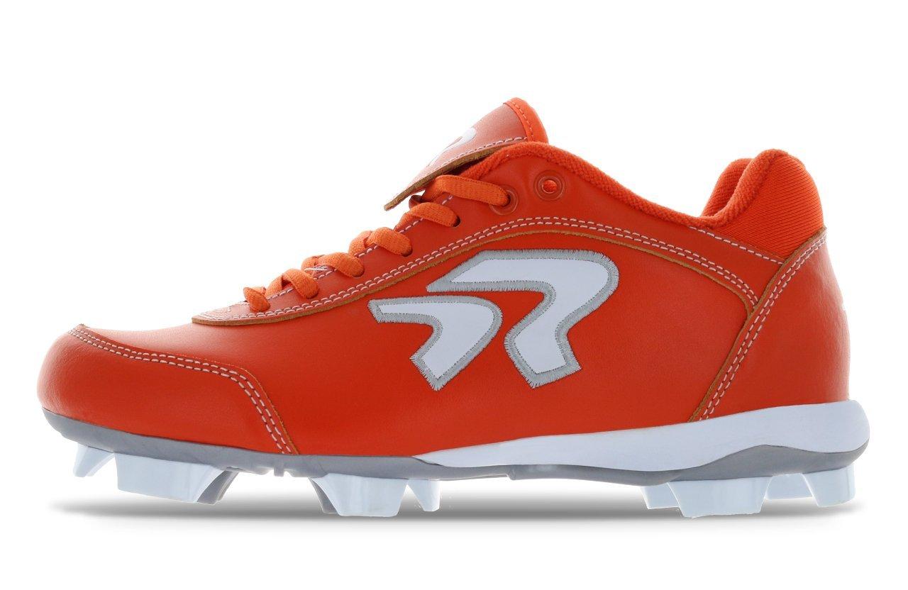 Ringor レディース 2242-0206-110 B07B4M5VHH 8 B(M) US|オレンジ/ホワイト オレンジ/ホワイト 8 B(M) US