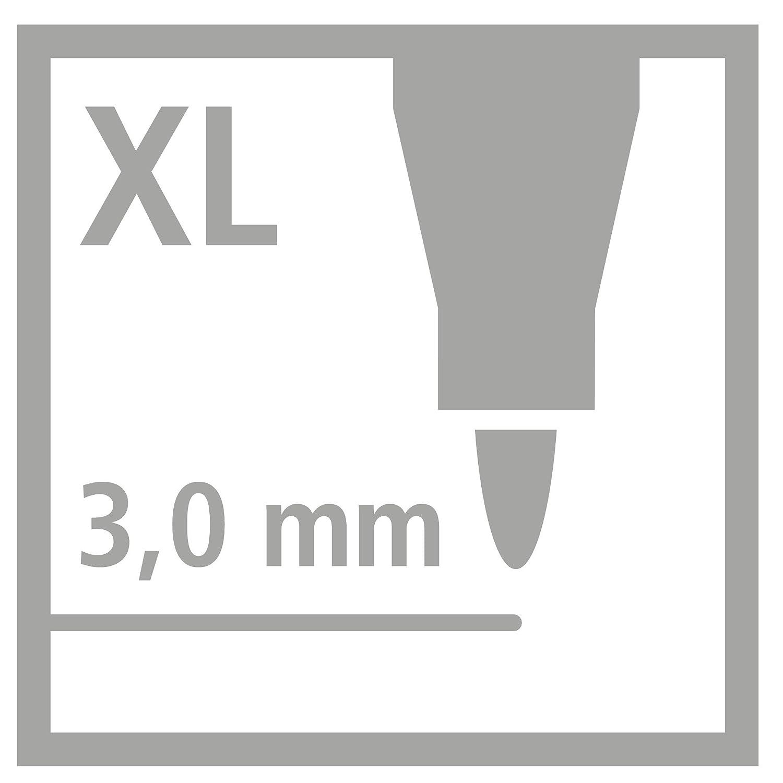 STABILO pointMax Nylon Feutres /à Pointe/-/Outremer