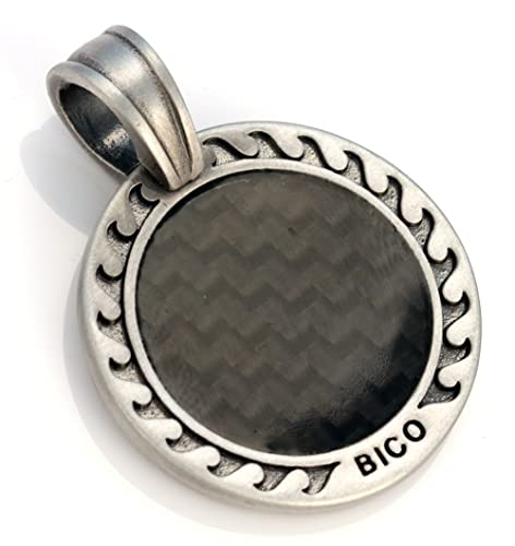 Bico Sol de Carbono Pendiente de Fibra de Carbono (NC7 ...