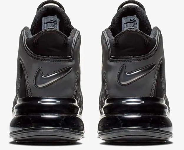 sports shoes a8cea 96ac8 Amazon.com   Nike Air More Uptempo 720 Qs 1 Mens Bq7668-001 Size 11.5    Basketball