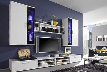 Wohnzimmer Wohnwand Brenny 244 Cm