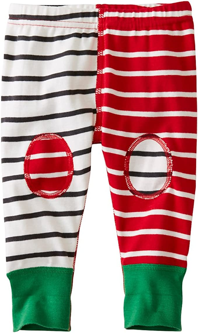 Hanna Red Multi Hanna Andersson Baby Baby Wiggle Pants in Organic Cotton Size 70 9-18 Months