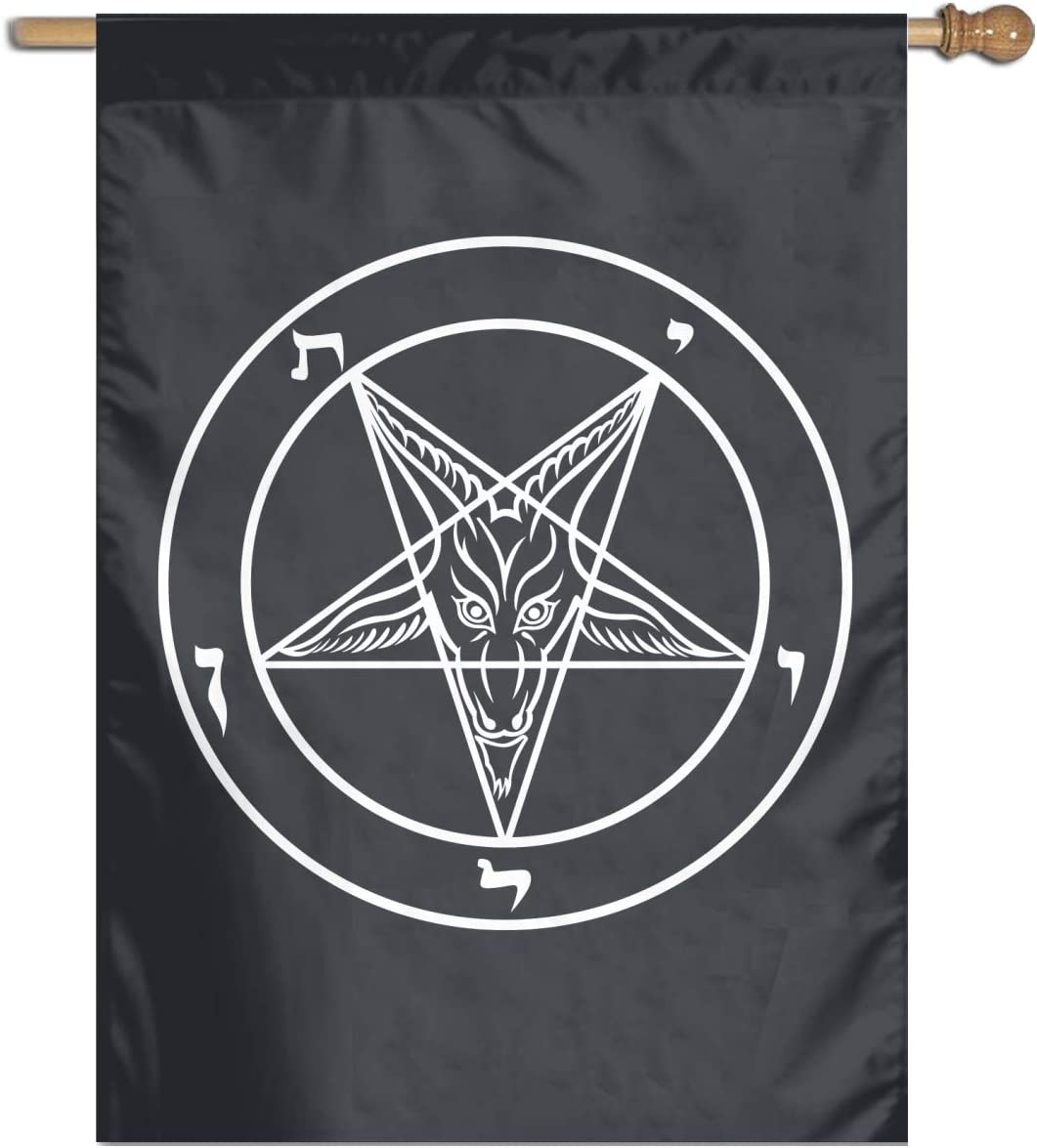 Wonderbce Satan 27x37inch Garden Flag